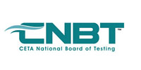CETA National Board of Testng logo
